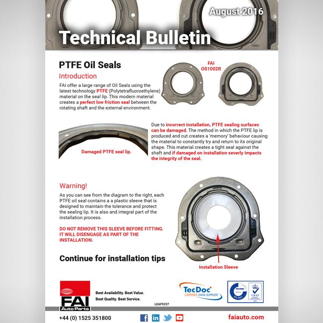 PTFE Leaflet 650x650