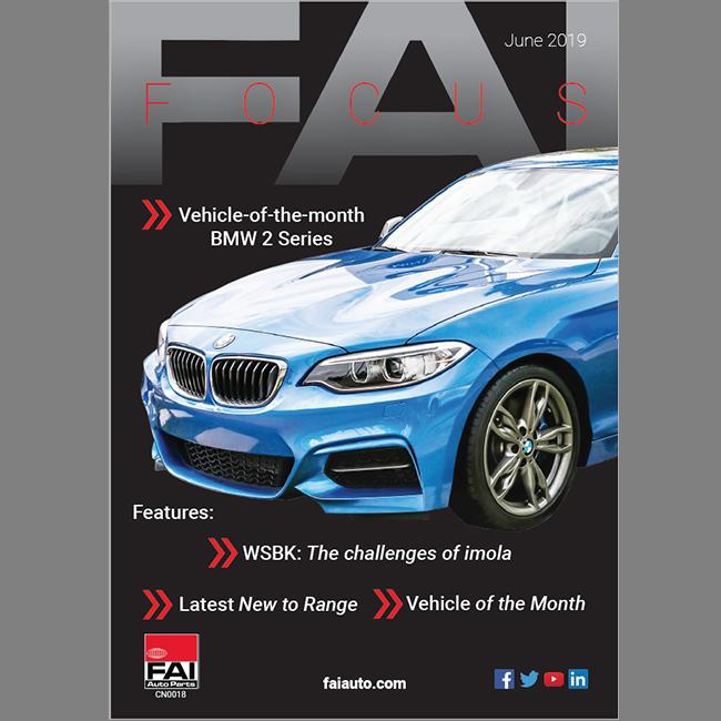 Premium Automotive Components - FAI Auto Parts